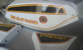 bultaco streaker 74 documentada