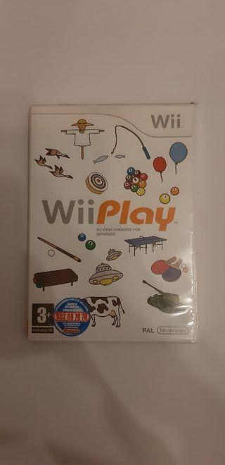 Wii Play para Wii