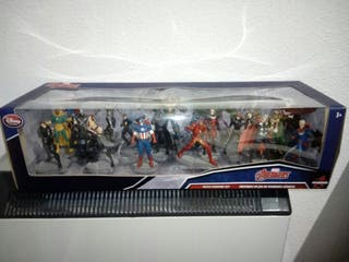 Figuras Disney Marvel.