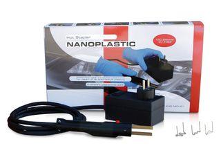 Maquina soldadura plasticos profesional Nanoplasts