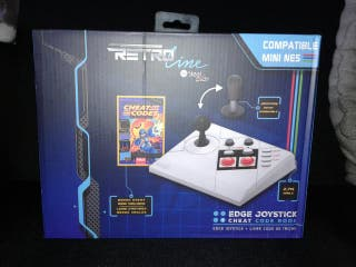 Arcade Stick Edge para NES Mini