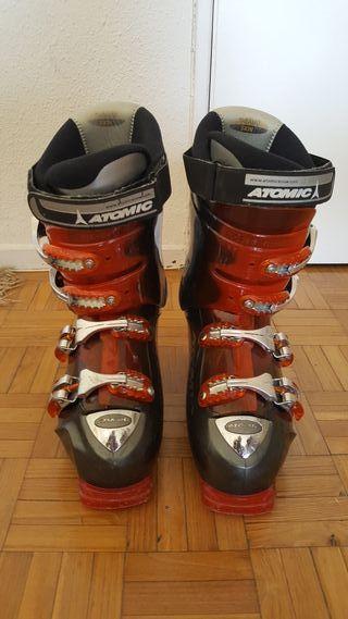 Botas esqui Atomic Betaride 9.5, freeride