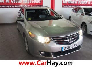 Honda Accord 2.2 I-DTEC Tourer Luxury Innova AT 110kW (150CV)