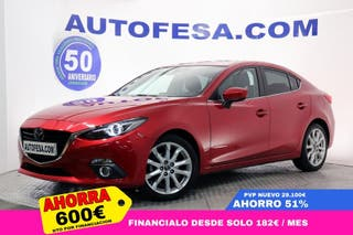 Mazda 3 SportSedan 2.2 150 Luxury Safety 4p