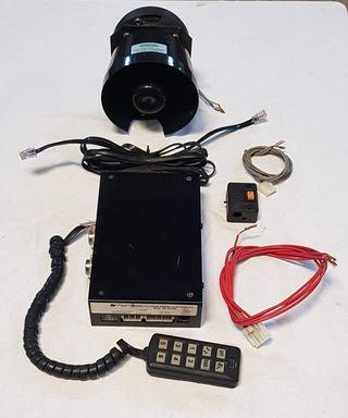Amplificador de sirena AS422 6/S