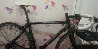 bicicleta tringon full carbon