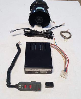 amplificador de Sirena AS 325