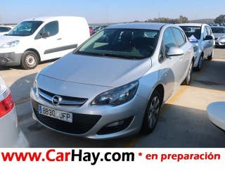 Opel Astra 1.6 CDTi SANDS Business 81 kW (110 CV)
