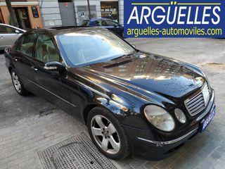 Mercedes Clase E CDI AUT FULL EQUIPE