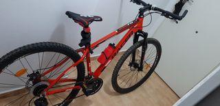 Cambio bicicleta de montaña de 29 pulgadas