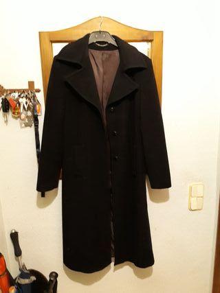 Abrigo lana pura