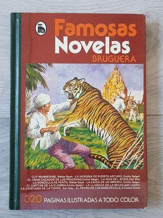 Bruguera. Famosas Novelas