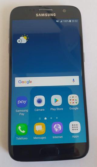 SAMSUNG GALAXY S7 NORMAL SEMINUEVO 32GB 4GB DE RAM
