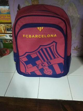 mochila del Barcelona