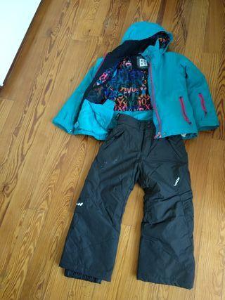 Ropa esquiar niña/niño.