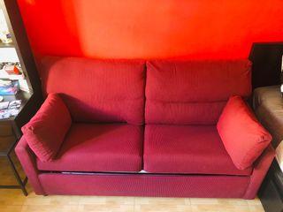 Sofá cama extensible