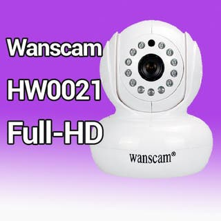 Wanscam HW0021 200W Camara IP WiFi interior motori