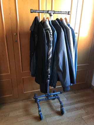 Burro rail ropa