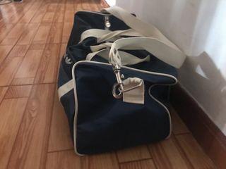Segunda Por Maleta Vintage De Adidas Bolsa Deporte Macuto 35 Mano XZPkui