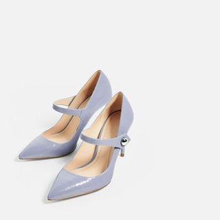 Segunda Mano Zapatos De 15 Por Zara Celeste 7Y6vbgyIf