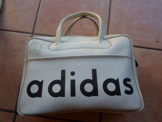 Adidas Segunda Original Vintage Madrid Mano De 50 Bolso Por Retro 5TqxBan6