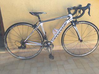 Bicicleta carretera CANNONDALE Carbono