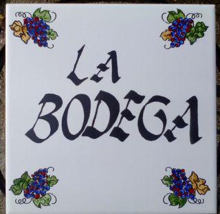 Azulejo La Bodega