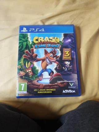 Crash bandicoot insane trylogy PS4