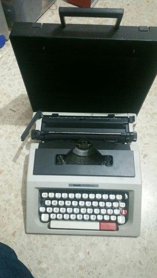 máquina escribir olivetti Lettera