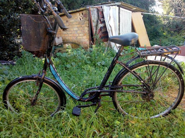 bicicleta antigua americana