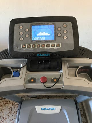 Cinta de correr footing SALTER PT-297 2CV