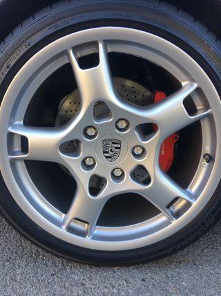 """Llantas originales Porsche 19"""""""