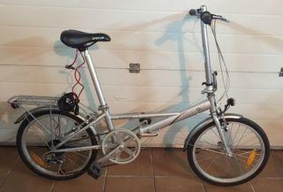 Bicicleta Plegable Dahou