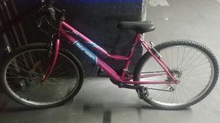 Bicicleta de mujer