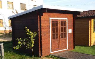 Caseta Jardin Clara1 300x300cm
