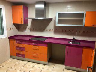 Muebles cocina (sin encimera)