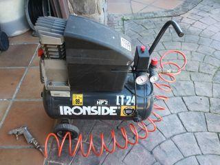 compresor ironside