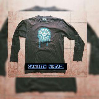 camiseta vintage...