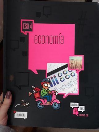 Libro de Economía 4°eso