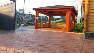 Mirador de madera Mirasol1 16m2
