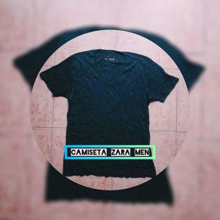 camiseta Zara men