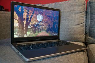 """15"""" Portátil Dell - 12GB RAM - 1TB HDD - i7 6500"""