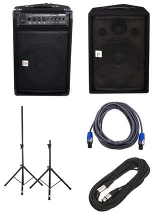 Set de sonorisation / Enceintes