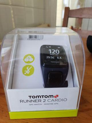 Reloj GPS TOM TOM Runner cardio 2
