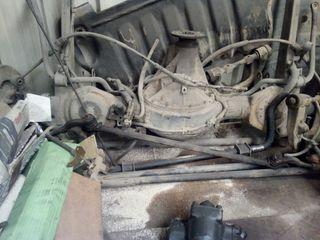 eje trasero de Mitsubishi montero 2.8 gls