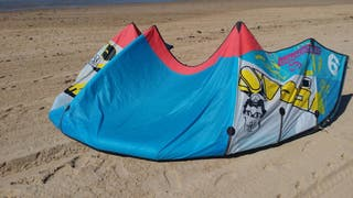 Equipo kite surf completo