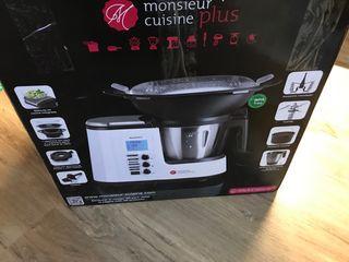 Monsieur cuisine plus robot de cocina