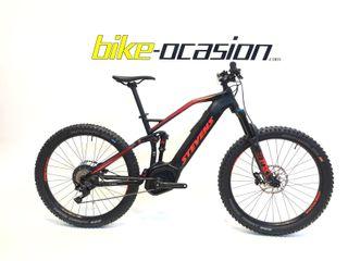 Bicicleta STEVENS E-PORDOI + 27.5'' XT SHADOW 11V