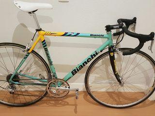 bicicleta carretera bianchi