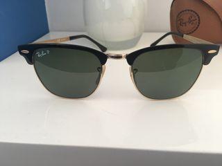Gafas de sol RAYBAN CLUB MASTER METAL -60%